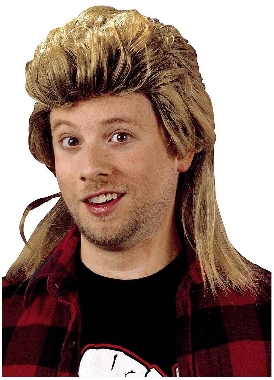 Fun World Mullet Wig