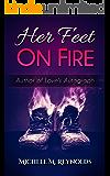 Her Feet on Fire