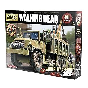 McFarlane Toys The Walking Dead TV Woodbury Assault Vehicles 401 Pc Building Set