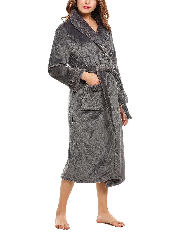 Amazon.com: Hotouch - Chaqueta de cama para mujer, con ...