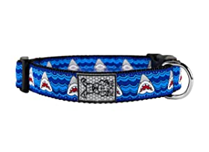 RC Pet Products Adjustable Dog Clip Collar