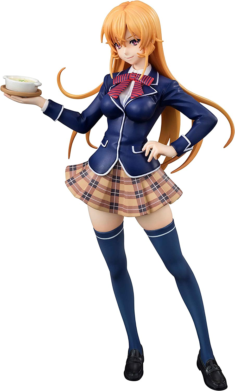 Megahouse Food Wars! Shokugeki No Soma: Erina Nakiri World Uniform Operation PVC Figure Statue