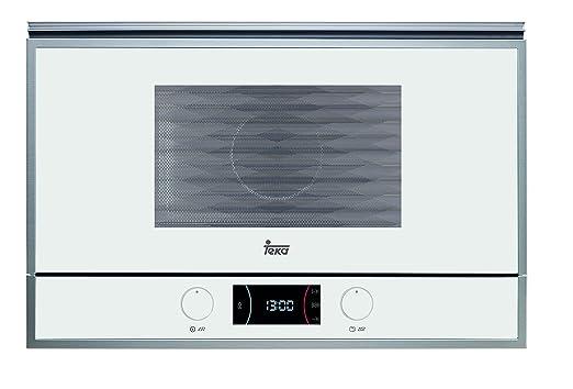 Teka ML 822 L WHITE-40584302 - Horno de microondas: Amazon.es: Hogar