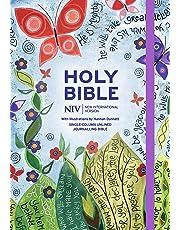 NIV Journalling Bible Illustrated by Hannah Dunnett