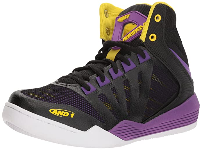 AND 1 Women's Overdrive Basketball Shoe