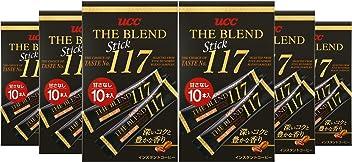 UCC ザ・ブレンド117 インスタントコーヒー スティック 10P×6個