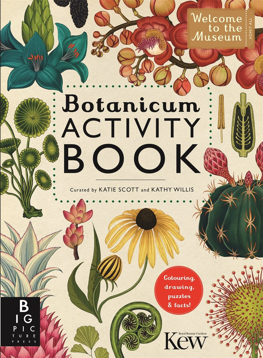 Download Botanicum Activity Book (Welcome To The Museum) pdf epub