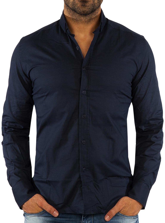 ReRock Shiny, Camisa Casual para Hombre