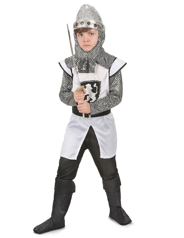 Déguisement chevalier médiéval croisé garcon 4 à 6 ans