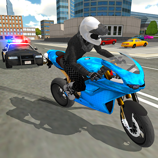 Extreme Bike Driving 3D (Fun Driving Games)