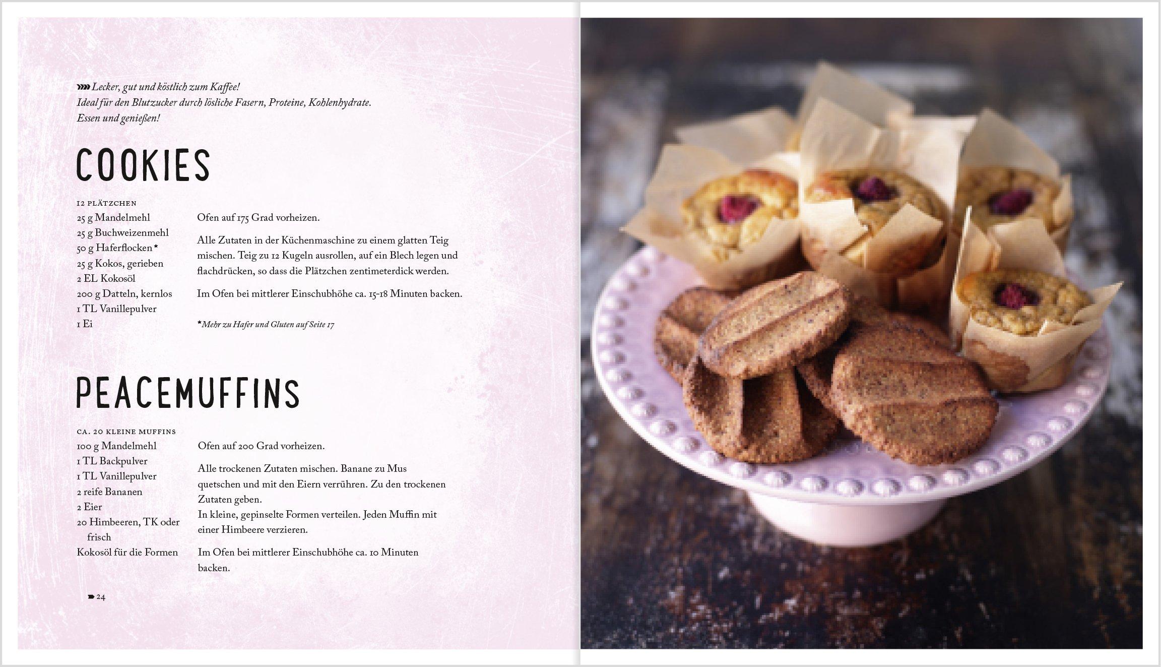 Susses Ohne Frust Leckere Kuchen Und Desserts Ohne Zucker Gluten