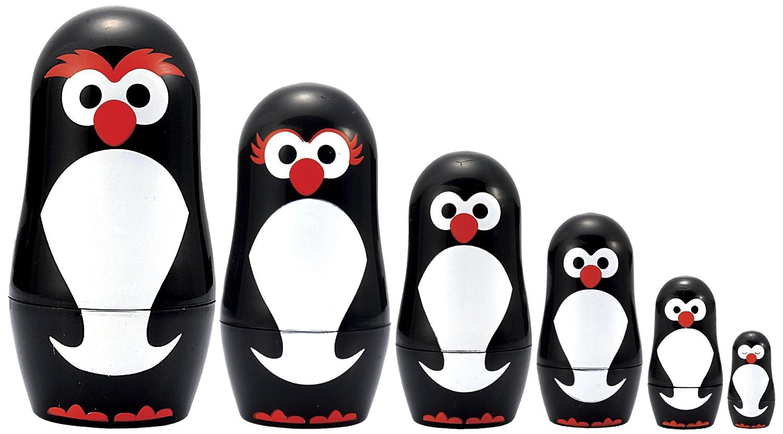 Matryoshka Madness Micro-Penguin Matryoshka by Matryoshka Madness 15009