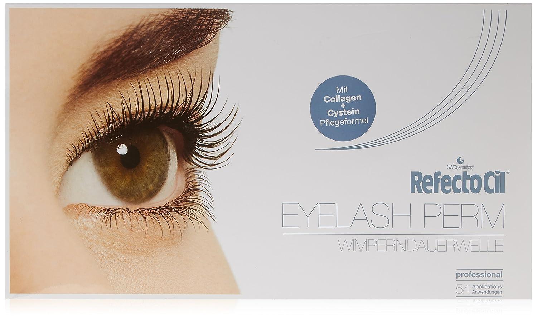 Amazon Refectocil Eyelash Perm Kit 54 Applications Fake