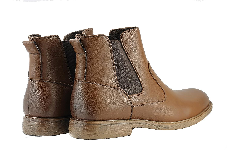 Botas Hombre Complementos Zapatos Xposed De Chelsea Tobilleras Material  Sintético Amazon es Y gp1qw5 d0b8f08352b03