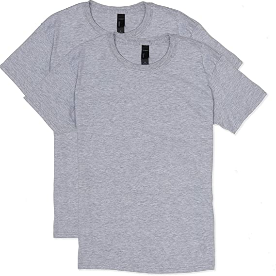 3e07c2ae65d86 Image Unavailable. Image not available for. Colour  Hanes Men s 2 Pack X-Temp  Performance T-Shirt ...