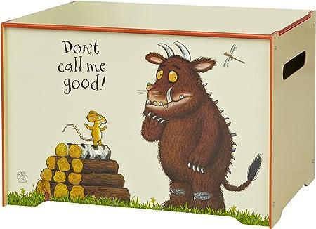 Gruffalo - Caja para Guardar Juguetes, diseño de El Grúfalo: Amazon.es: Hogar