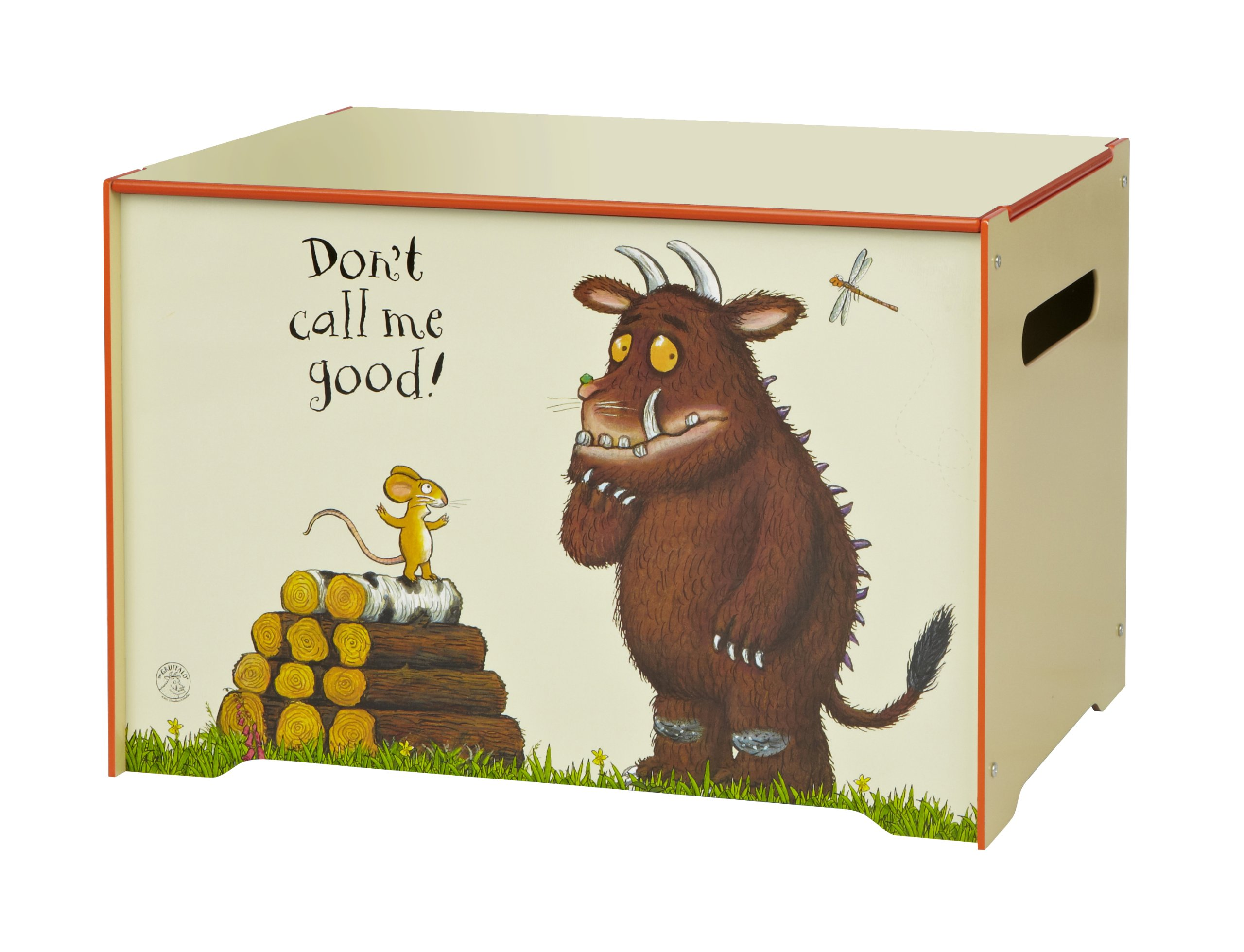 HelloHome The Gruffalo Kids Toy Box