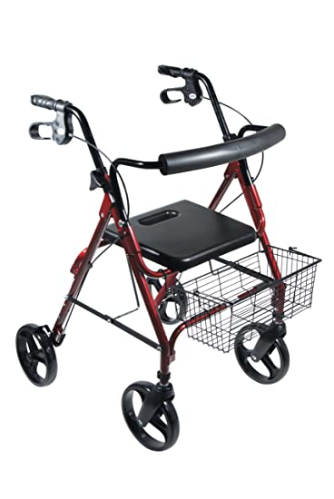 Amazon.com: 750 NR – Dlite Andador con ligero 8 bucle ruedas ...