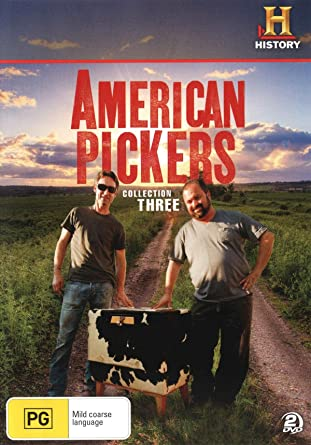 American pickers danielle na are not