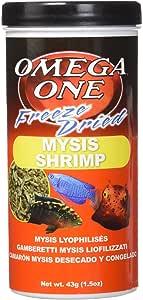 Omega One Freeze Dried Mysis Shrimp