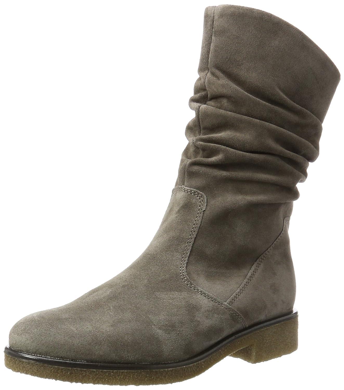 Gabor Shoes Comfort Sport, Botas para Mujer37 EU|Marrón (32 Wallaby S.n/Mel.)