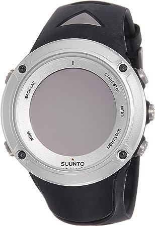 Suunto Ambit 2 Silver HR Reloj con GPS Integrado, Unisex, Negro ...