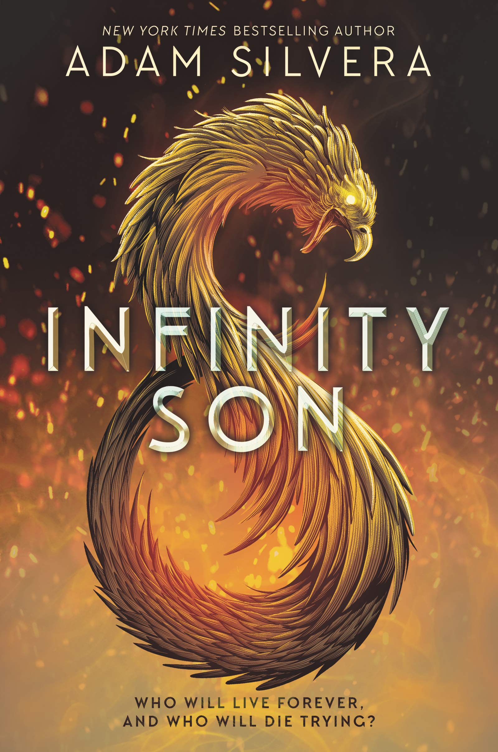 Amazon.com: Infinity Son (Infinity Cycle) (9780062457820): Silvera ...