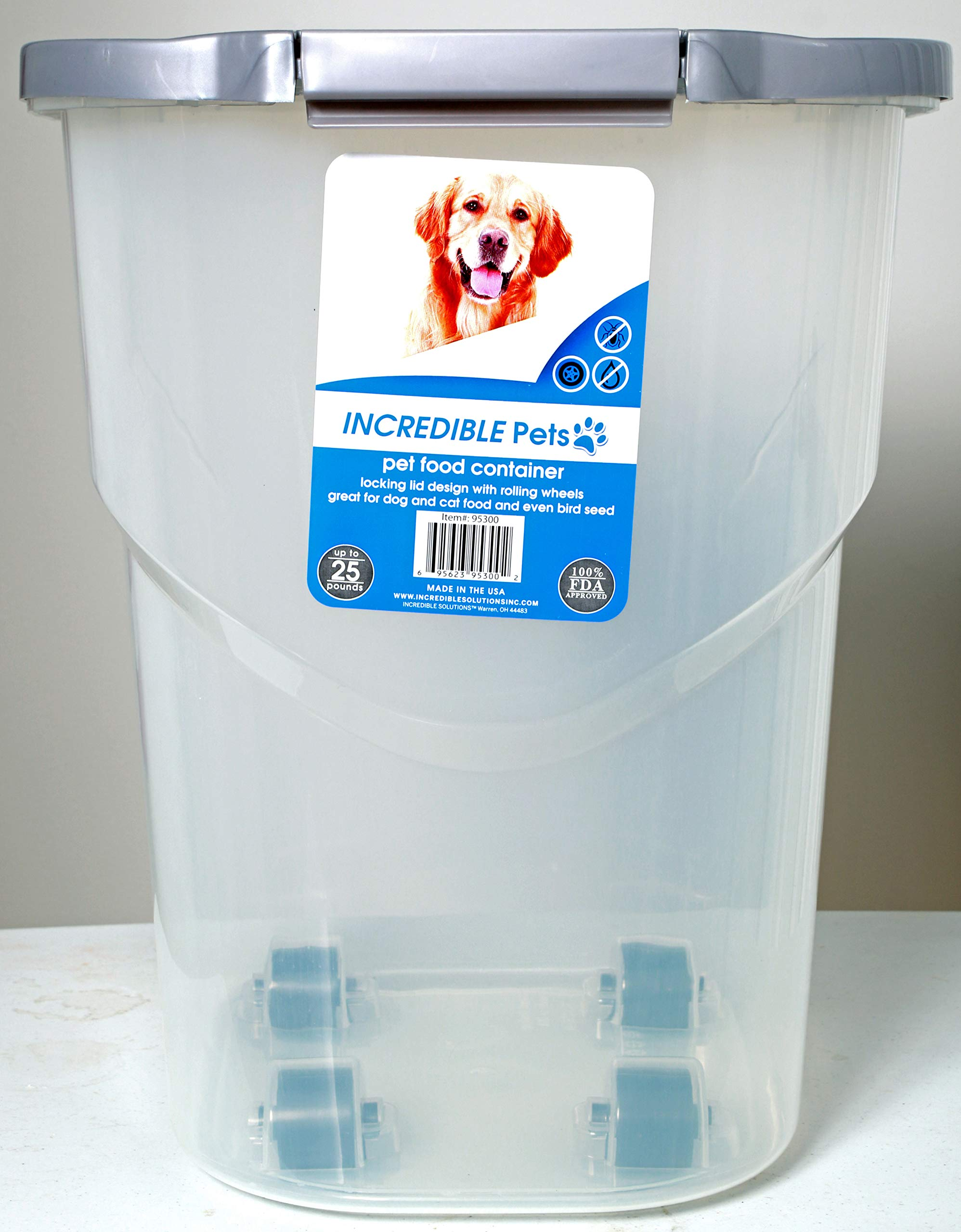 Incredible Solutions 95300 Pet Food, 25 lb by Incredible Solutions