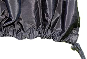 BBQ Grill Cover fits George Foreman 15 Serving Indoor and Outdoor round GGR240L :New by WW shop