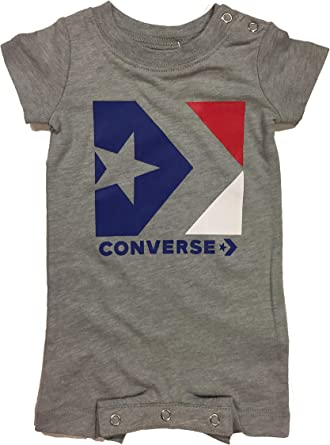 Converse Infant Baby Romper