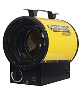 Dura Heat Electric Forced Air Heater, Length: 10.75in, Width: 8.75in, Height: 12.75in