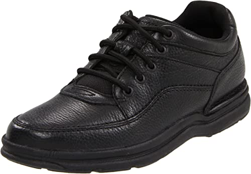 Rockport World Tour K71185 Black  walking shoes