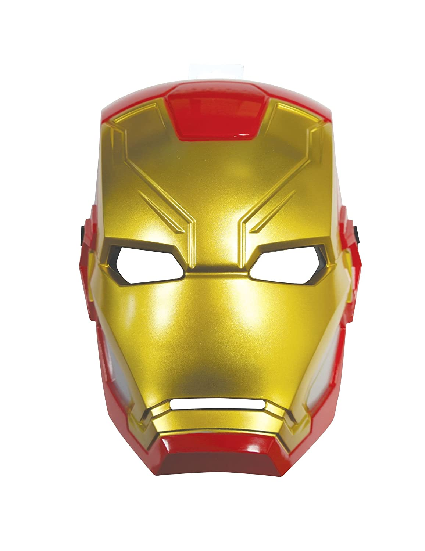 Avengers - 39216 Mascara Iron Man Inf, Multicolor, Talla única (RubieS 39216NS): Amazon.es: Juguetes y juegos