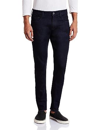 f0a0bd44f2ba09 G Star 3301 Super Slim Men's Jeans: Amazon.co.uk: Clothing