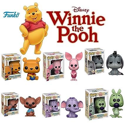 amazon com pop disney winnie the pooh piglet eeyore roo