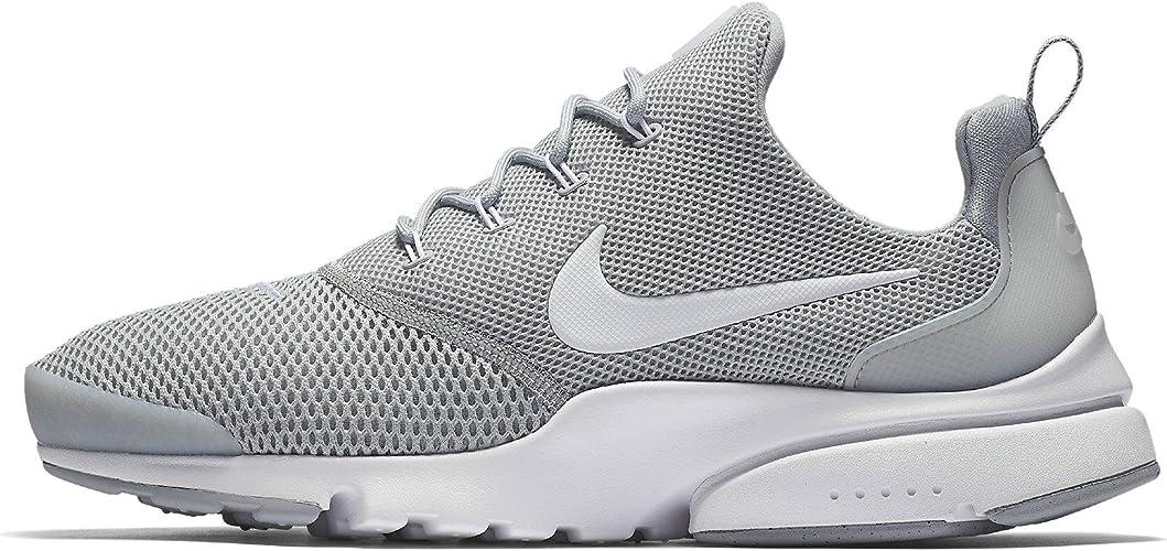 Nike Presto Fly Mens Trainers Wolf Grey
