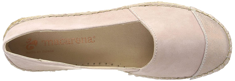 Macarena (Sand/Rosa) Damen Elisa47-Am Espadrilles Pink (Sand/Rosa) Macarena 56e69a