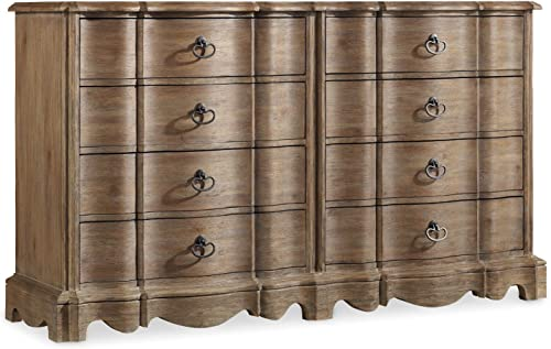 Hooker Furniture Corsica 8-Drawer Double Dresser