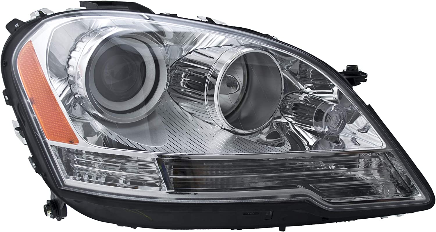 HELLA 263036061 Replacement Passenger Side Headlight Assembly