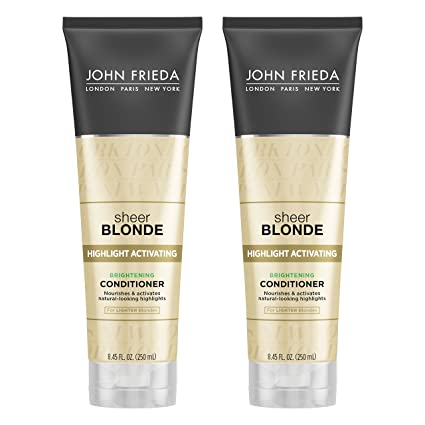 Porn nondownload john frieda sheer blonde review hoffman shaved her