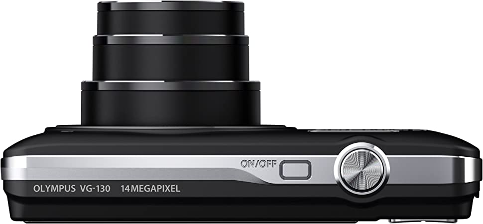 Olympus Vg 130 Digitalkamera 3 Zoll Schwarz Kamera