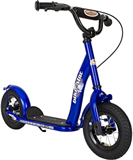 Bikestar 10 inch (25.4 cm) Kids Kick Scooter Blue