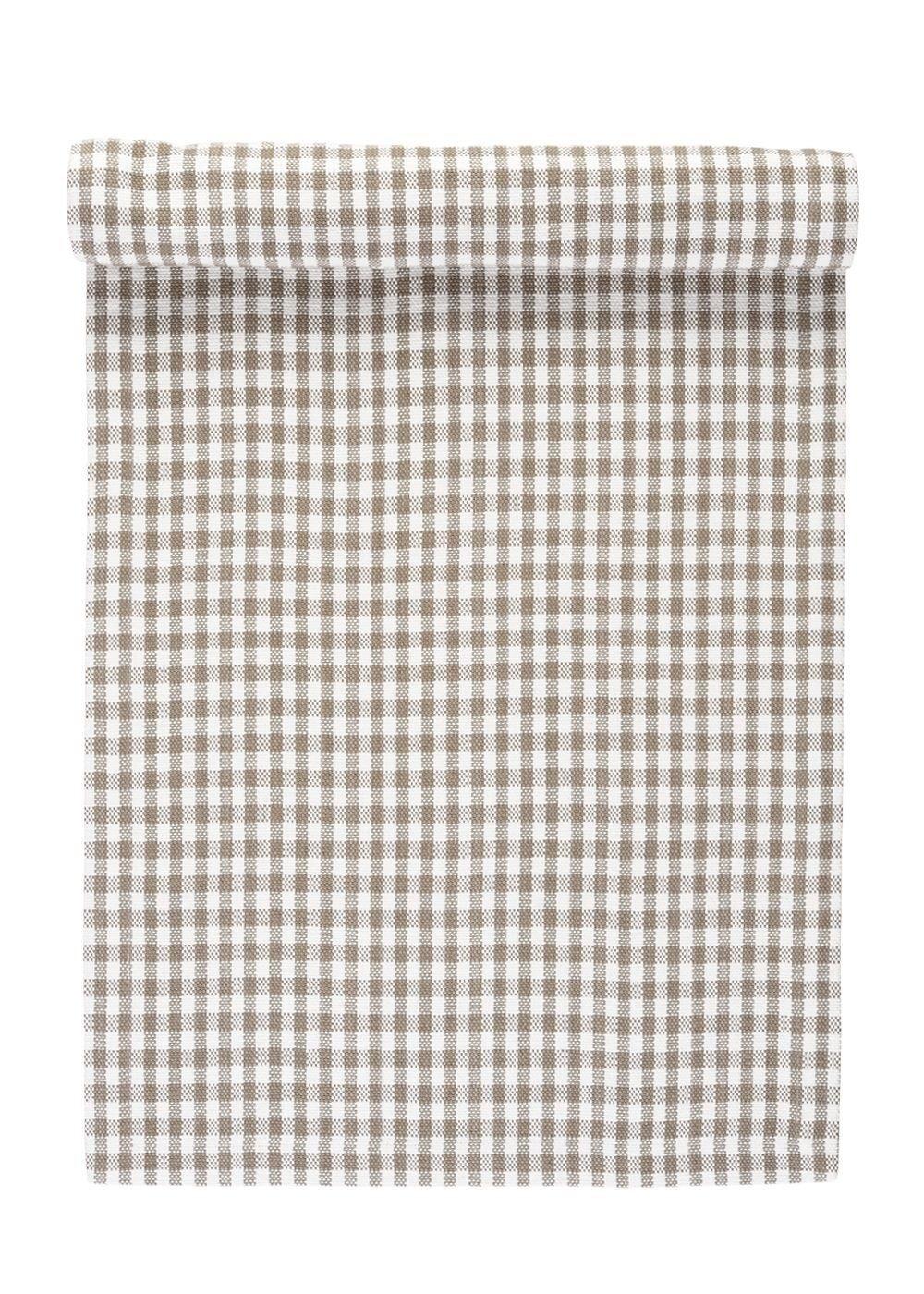 Linum Osby Tischläufer 45x150 blaugrün C42: Amazon.de: Küche & Haushalt