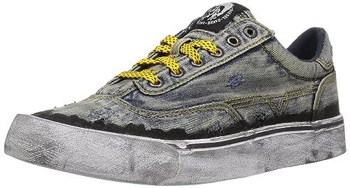 DIESEL S-Flip Low W, Zapatillas para Mujer: Amazon.es: Zapatos y complementos