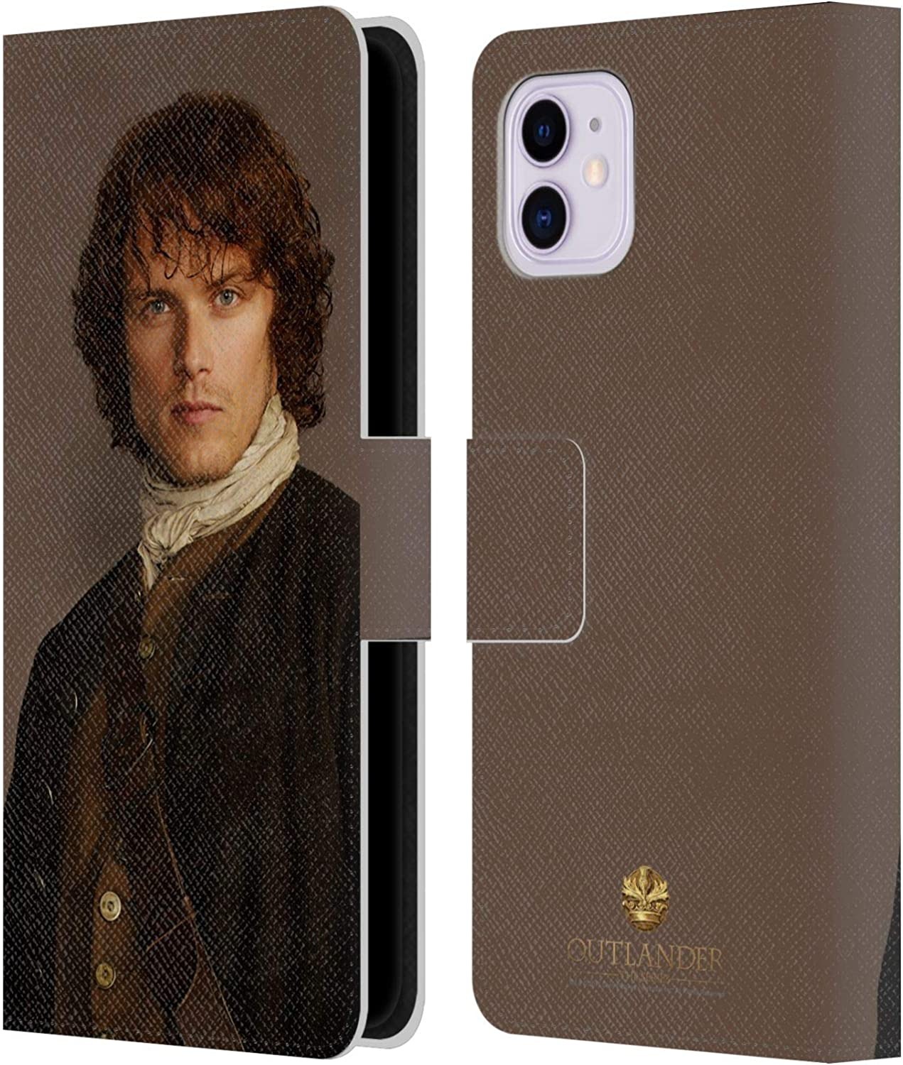 Head Case Designs Latest item Officially Max 75% OFF Licensed Jamie Traditiona Outlander