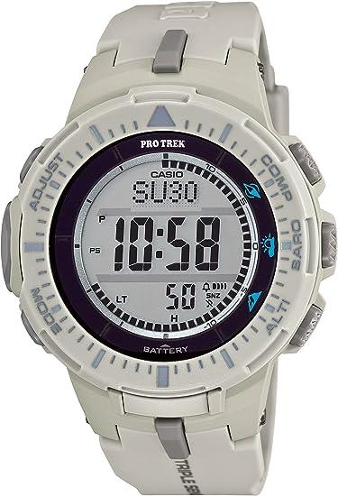 [カシオ] 腕時計 プロトレック ソーラー PRG-300-8JF ベージュ