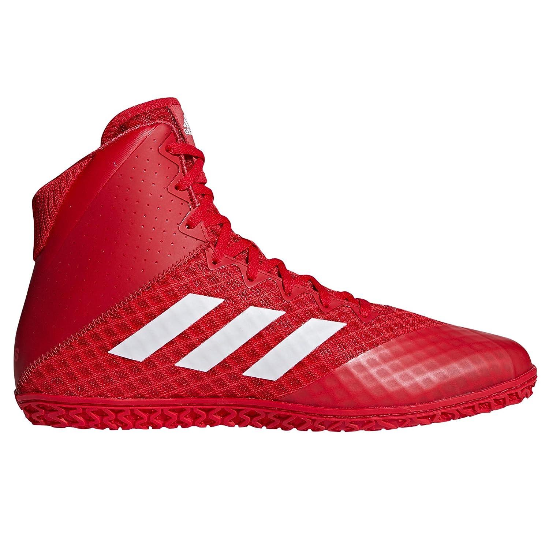 Adidas Mat Wizard 4 Ac6971, Chaussures Multisport Indoor Homme rouge 44 EU