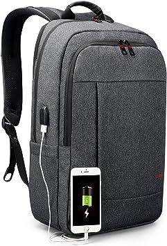 Tigernu RFID 15.6inch Laptop Backpack TSA Lock Anti Theft Splashproof Business