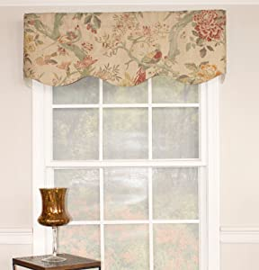 RLF HOME 19496-WO Arielle Provance Valance, 50