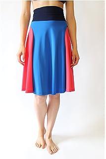 BRUNO IERULLO Spring/Summer Skirt (strechy material)